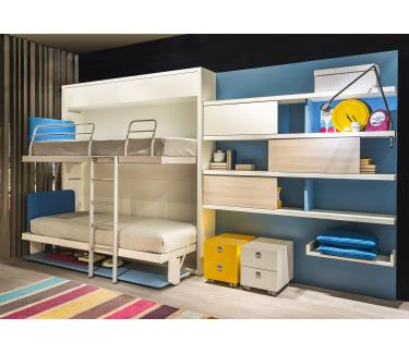 Kali Duo Board 1940 And 2200 Bunk Wall Beds Clei London Uk