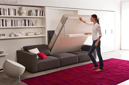 wall bed clei wall beds london uk space saving furniture specialist